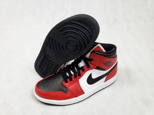 *NEW* Jordan 1 Mid Chicago Toe (FREE SHIPPING) for Sale in North Springfield, VA