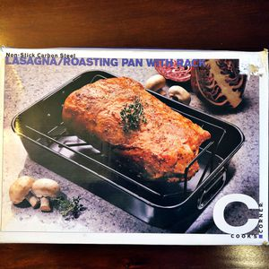 Non-Stick Roasting Pan | Cook's Corner for Sale in Morrisville, PA