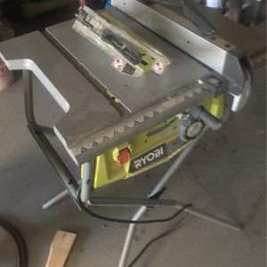 Ryobi Table Saw for Sale in San Pablo, CA