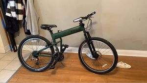 Montague folding mountain bike for Sale in Merion Station, PA