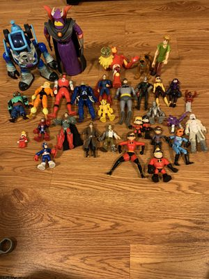 Action figure lot for Sale in Seattle, WA
