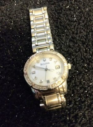 Women's bulova watch for Sale in Manton, MI