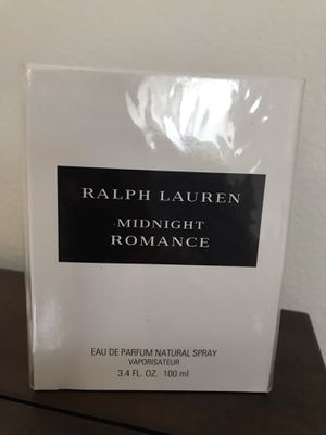 Fragrance perfume 3.4 ounces Ralph Lauren new price firm for Sale in Lynnwood, WA