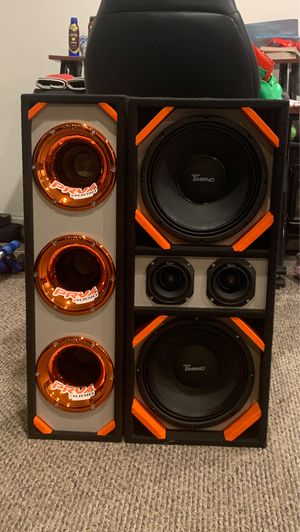 10in Chuchero & Horn Drivers for Sale in NJ, US