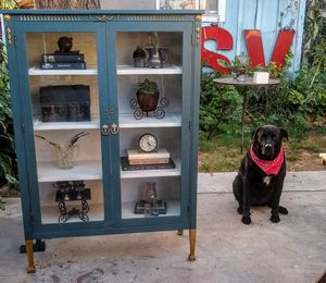 Antique Curio China Cabinet for Sale in San Diego, CA