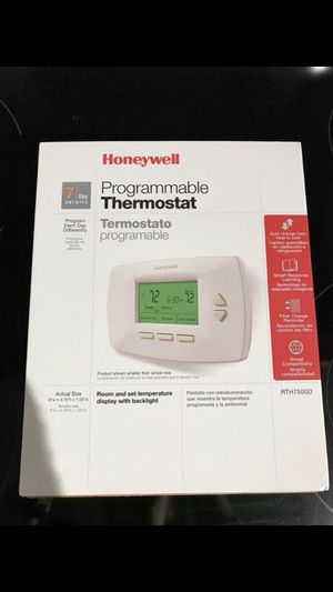HONEYWELL 7 Day Thermostat for Sale in Washington, DC