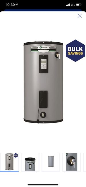 water heater electric new in box for Sale in Bakersfield, CA
