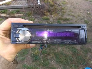 Kenwood car stereo deck/head unit for Sale in Sandy, OR