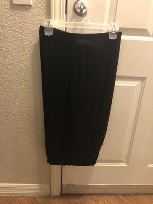 Black stretchy skirt for Sale in Henderson, NV