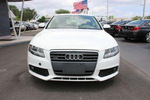 Audi 2010 A4 for Sale in Miramar, FL