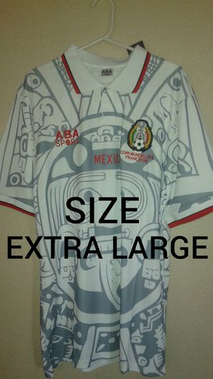 c5afc8f1166 Mexico retro jersey world cup France 1998 for Sale in Los Angeles, CA