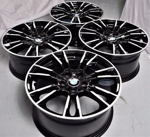 """19"""" BMW 5 series M5 X5 X6 style wheels rims, 3 and 5 series LOW payments available for Sale in San Diego, CA"""