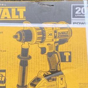 Dewalt Hammer Drill Driver Kit for Sale in Auburn, WA