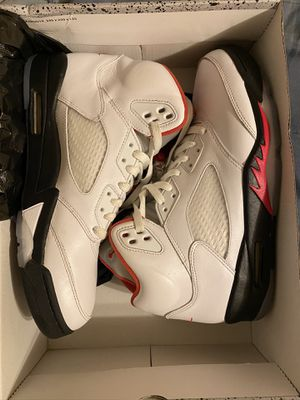 2020 Jordan retro 5s still very fresh for Sale in Capitol Heights, MD