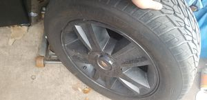 20 Texas edition rims for Sale in Houston, TX