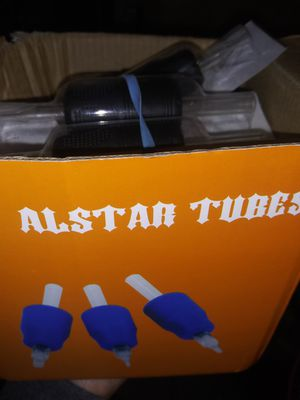Tubes for tattooing #13R for Sale in Hacienda Heights, CA