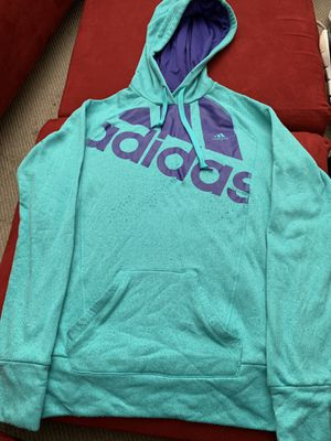 Adidas hoodie.....for performance for Sale in Capitol Heights, MD