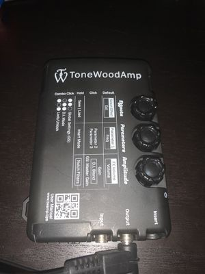 Tone wood amp for Sale in Santa Clarita, CA