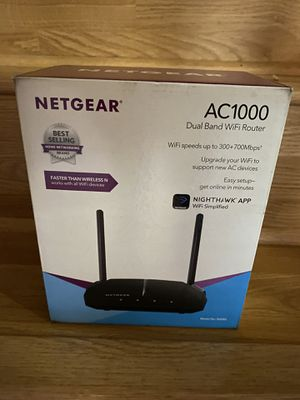 Netgear WiFi wireless router for Sale in Laurel, MD