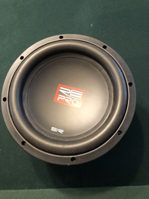 "10"" RE audio SR Pro for Sale in Claremont, CA"