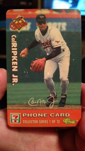 Card #1 of 12 Cal Ripkin 1997 for Sale in Appomattox, VA
