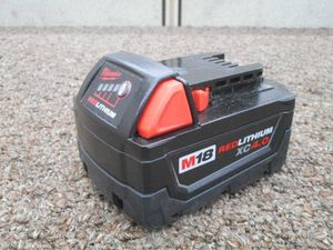 Milwaukee 18v batteries (read description) for Sale in Parker, CO