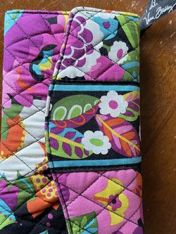Vera Bradley Tri Fold wallet With Crossbody Strap for Sale in North Bend,  WA