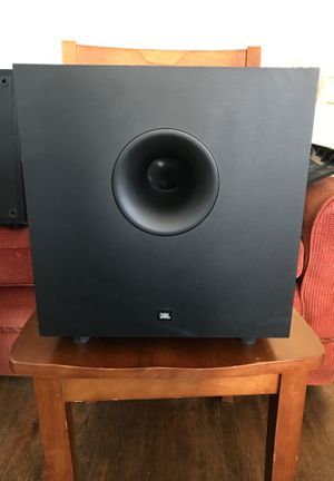 JBL SubWoofer 125a for Sale in Rosemead, CA