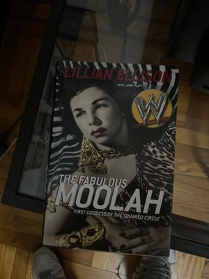 WWE Fabolous Moolah First Goddess of the Squared Circle for Sale in The Bronx, NY