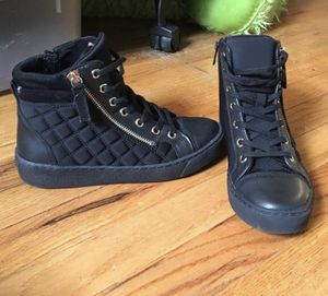 Black Aldo high tops for Sale in Annandale, VA