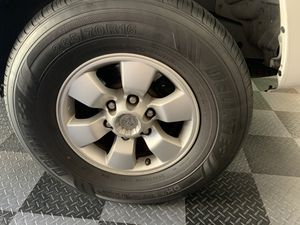 4runner rims and tires 265/70/16 for Sale in Carlsbad, CA