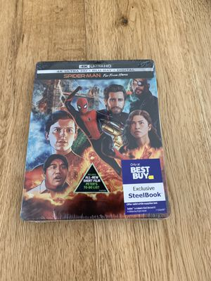 Spider-Man Far From Home 4K Best Buy Steelbook for Sale in La Mesa, CA
