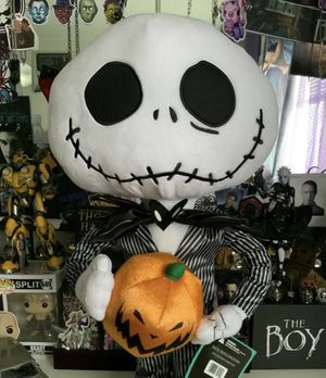 Halloween Disney Nightmare Before Christmas Jack Skellington Porch Greeter for Sale in Glen Cove, NY