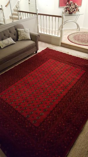 Hand made afghan rug for Sale in Federal Way, WA