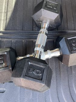 Dumbbells (10lbs) for Sale in Chula Vista,  CA