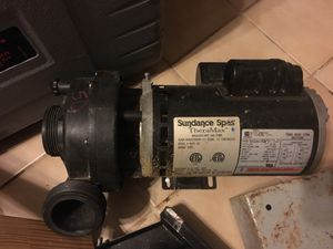 Hot tub pump motor/ jacuzzi 4.2HP for Sale in Kissimmee, FL