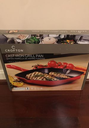 Grill pan for Sale in Darnestown, MD