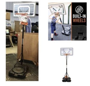 """Franklin Sports 30"""" Adjustable, Portable Driveway Youth Basketball Hoop for Sale in Missouri City, TX"""