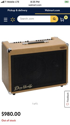 Dean Markley UltraSound Pro 250 Acoustic Amp for Sale in Vista, CA
