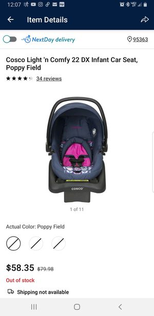 Car seat for Sale in Patterson, CA