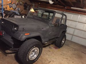 1995 Jeep Wrangler 4x4 for Sale in Nashville, TN