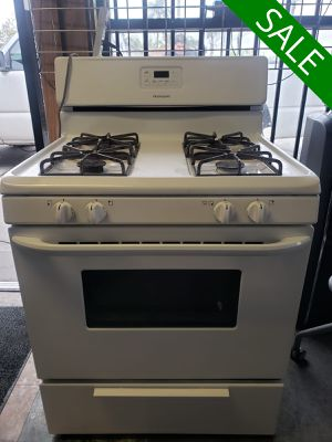 💥💥💥Frigidaire 30in Gas Stove Oven 4 Burner #1393💥💥💥 for Sale in Riverside, CA