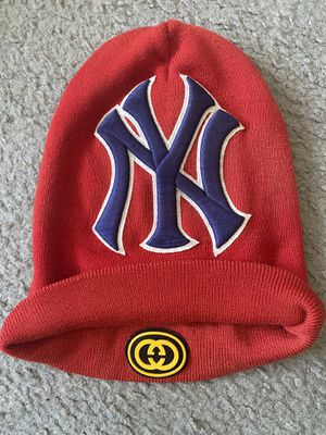 Gucci x MLB NY Beanie for Sale in Los Angeles, CA