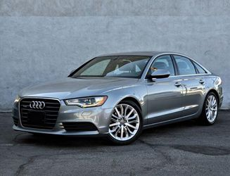 2013 Audi A6 for Sale in Las Vegas,  NV