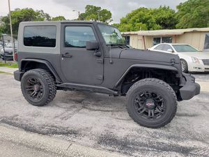 2012 Jeep Wrangler for Sale in St Petersburg, FL