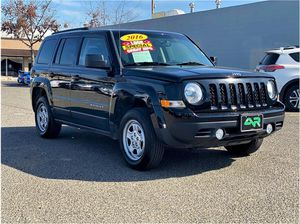 2016 Jeep Patriot for Sale in Merced, CA