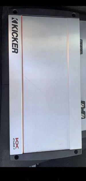 Kicker kx2400 for Sale in La Vergne, TN
