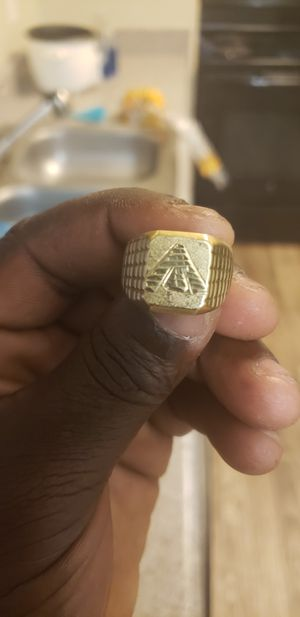 Gold ring for Sale in Pageland, SC