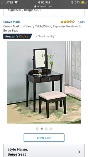Makeup vanity mirror for Sale in Mountain View, CA