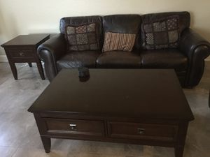 Leather furniture for Sale in Chandler, AZ